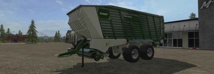 FEND XR100K Farming simulator 17 v1.0