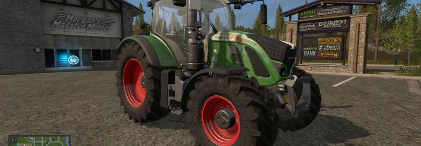 Fendt 500 Vario Profi Plus v1