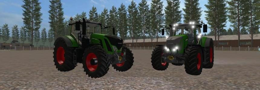 Fendt 900 Higher Speed V10.1