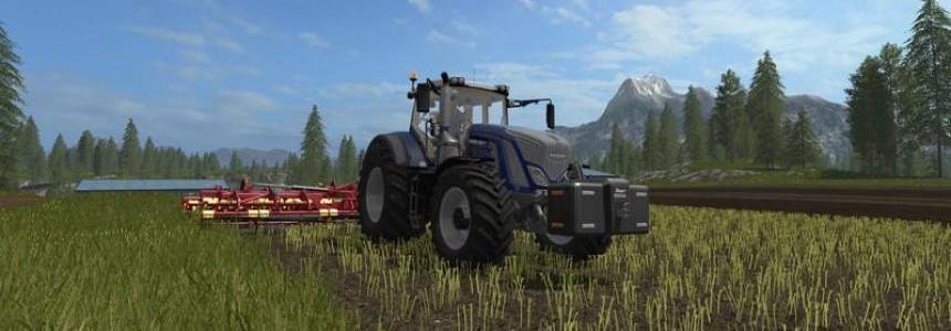 Fendt 900 Vario Blue Edition v1.0