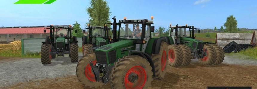 Fendt Favorit 8 series v4.0