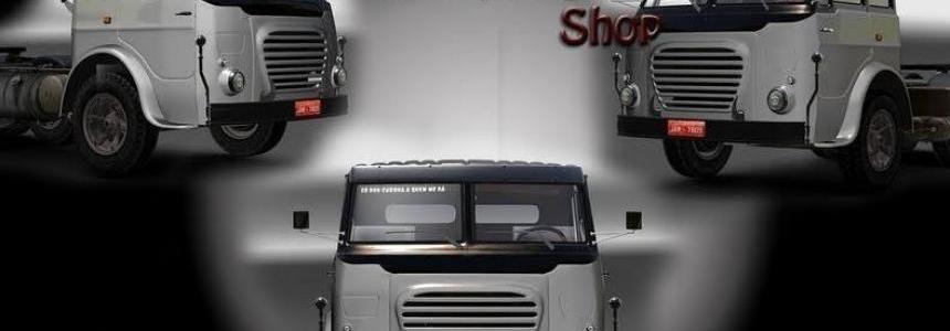 FIAT FNM 210 Truck v1.0