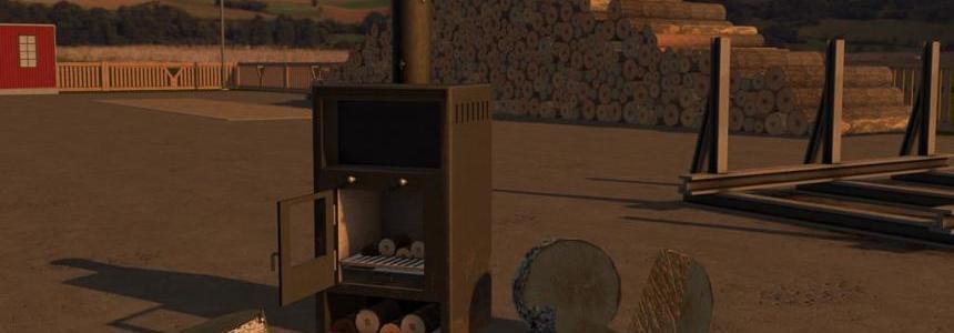 Fireplace (Prefab) v1.0