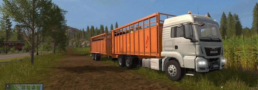 FLIEGL ANIMAL TRANSPORT PACK v2.0