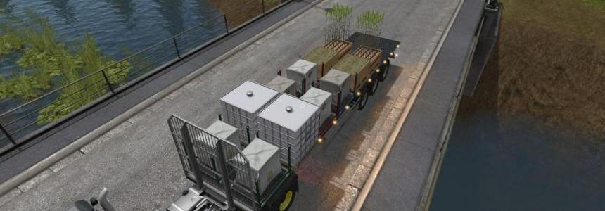 Fliegl Flatbed Autoload v2.0
