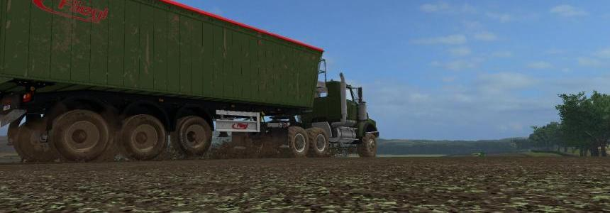 Fliegl green line v3.1