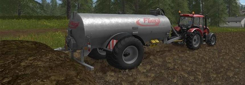 Fliegl VFW 10600 Liquid manure spreader v1.0