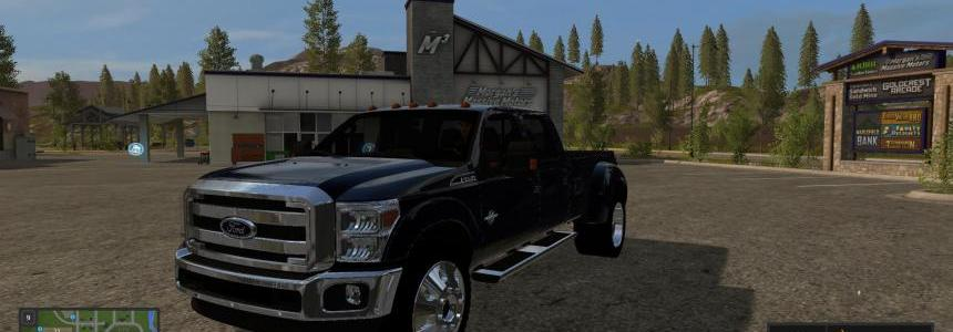 Ford Super Duty 2016 v1.0