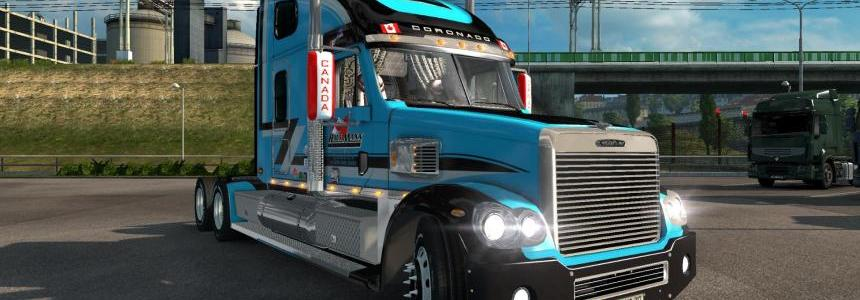 Freightliner Coronado for 1.26.x