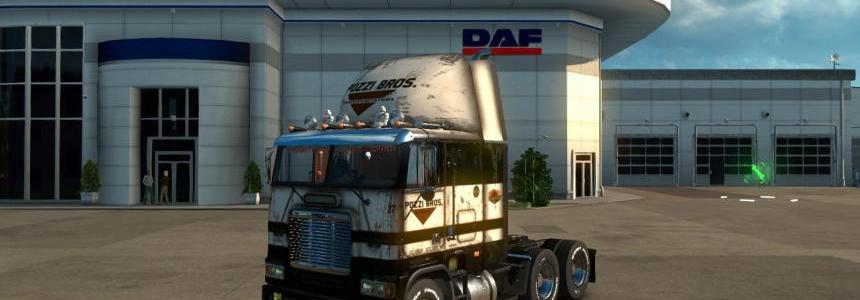 Freightliner FLB Sliipais Edition for ETS2