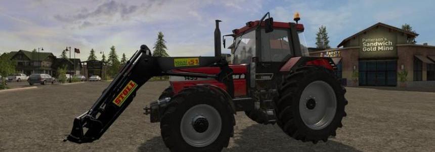 Front loading for large tractors v1.0