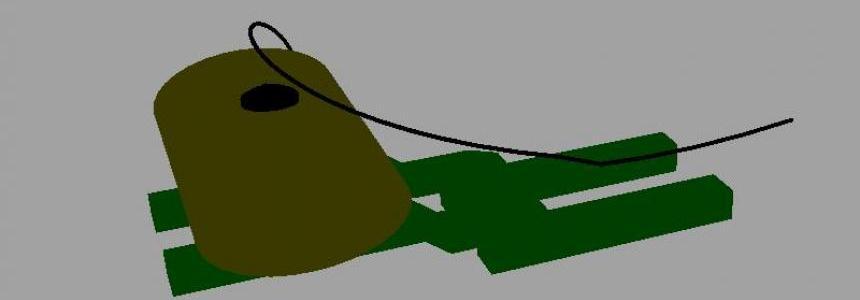 Front tanks John Deere v1