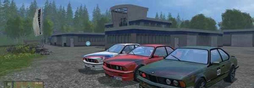 FS 15 BMW E24 Mod v1.0