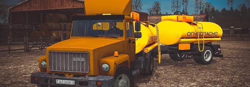 GAZ 3307-08 v3.0