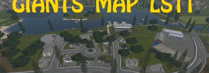 Giants Map LS11 v1