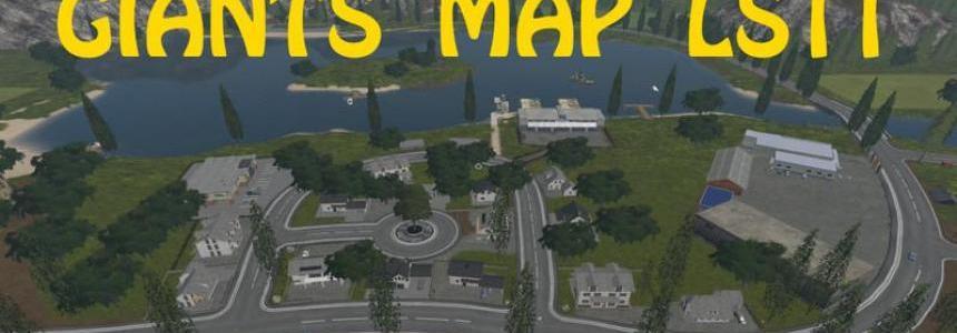 Giants Map LS11 v1.0.5