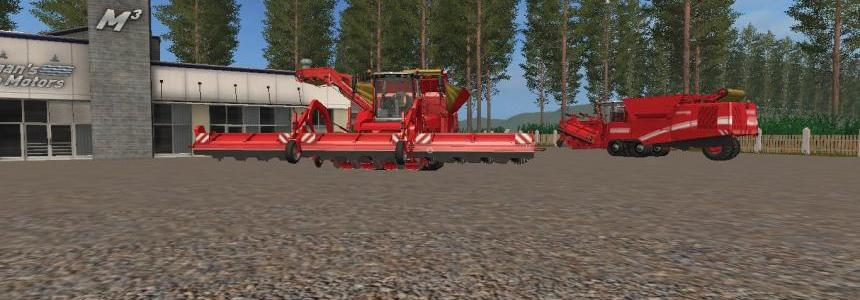Grimme Maxron 620 High Capacity 4.1.x