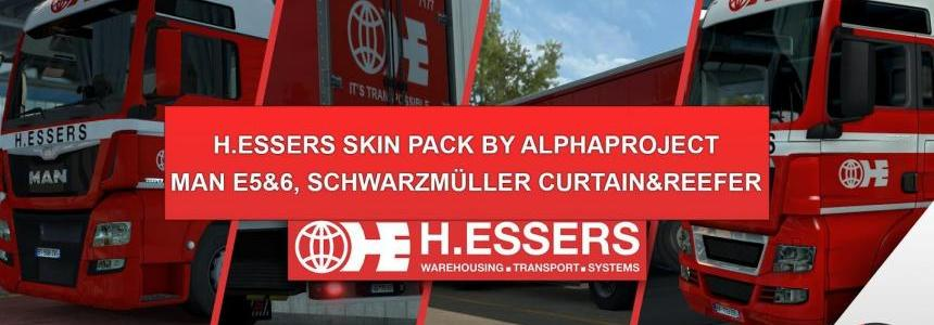 H.Essers Skin Pack by AlphaProject v1.0