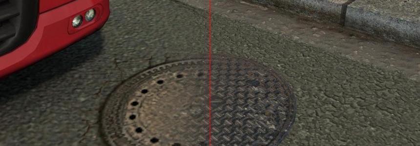 HD Roads v1.0