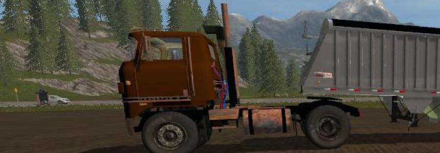 International Cabover truck v1.0