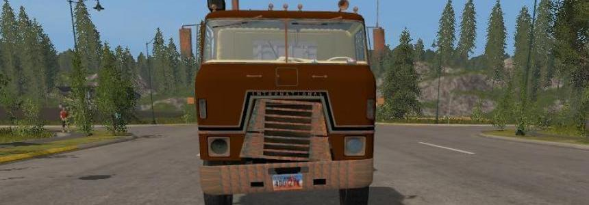 International Cabover Truck V1.2
