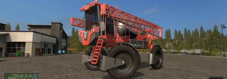 Jacto Uniport 3030 (Brazilian Auto propelled Sprayer) v1.1.0.0