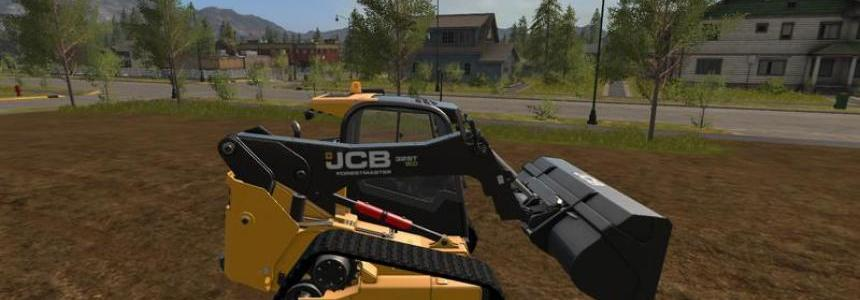 JCB 325 T - Without Grid v1.0