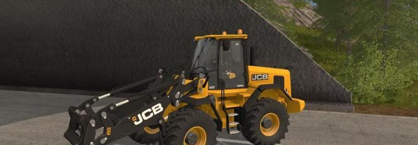 JCB 435s Farming simulator 17 v1.0