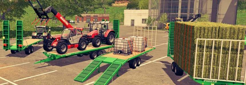 Joskin Wago Loader 8M and 10M v1.1