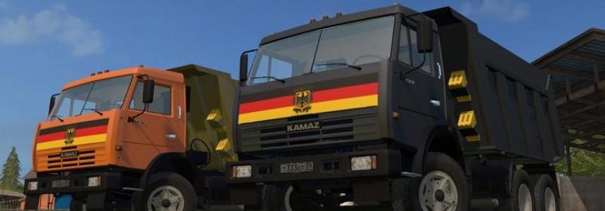 KamAZ 65115 v3.0