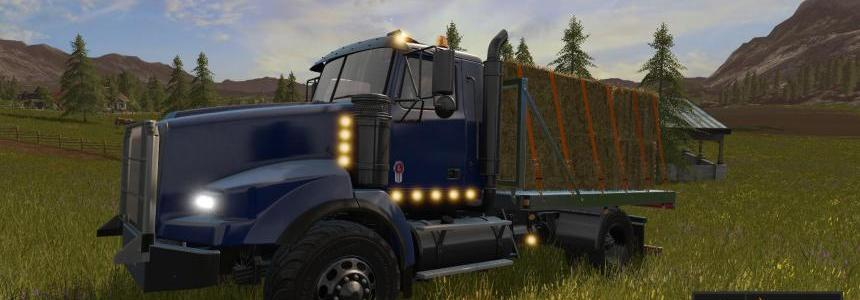 Kenworth Flatbed v1