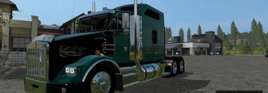 Kenworth T800 Sleeper v1.0
