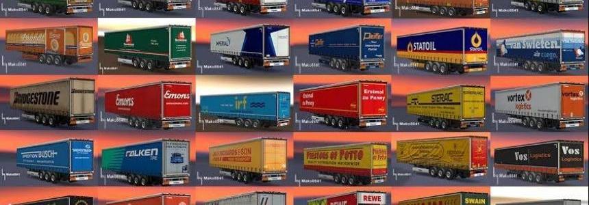 Krone Profi Liner Trailer Pack