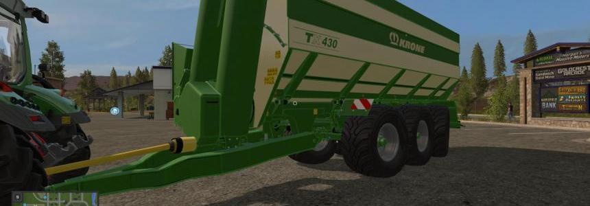 Krone TX 430 High Capacity v1.xx
