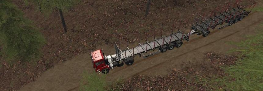 Kryptek AutoLoad Trailer - Rear attacher v1.0