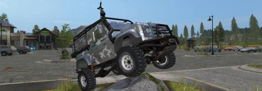 Land Rover Defender v1.0.0.0