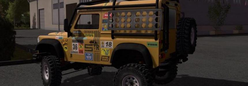 Landrover Defender Dakar v1.0