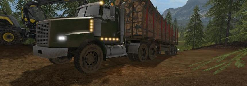 Lizard Log Truck Nokian Tires V2 Final Verson