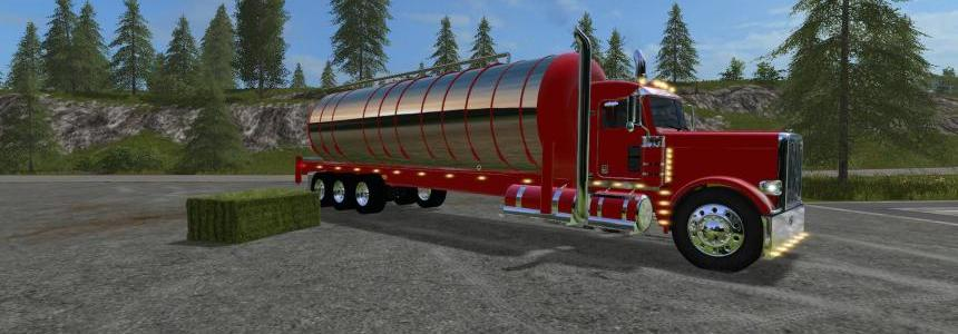 Log Bed For MY Peterbilt Custom v2