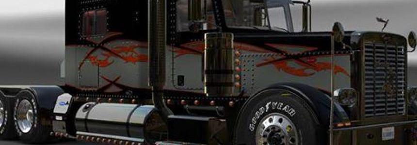 Long Haul 1 TAM/Viper2 Peterbilt 389