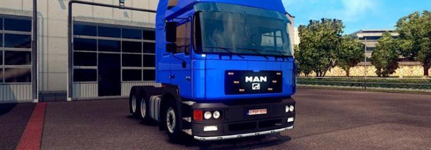 MAN F2000 v1.0