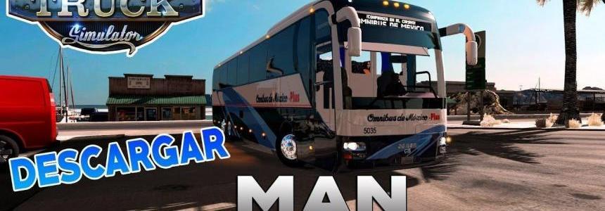 MAN Lion Coach v1.0