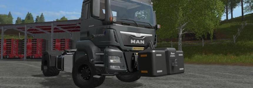 MAN TGS 18480 v2.0