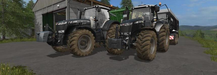 Massey Ferguson 8700 with IC-Control v2