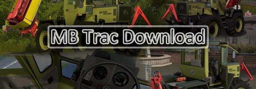 MB Trac 900 v1.0.0.0