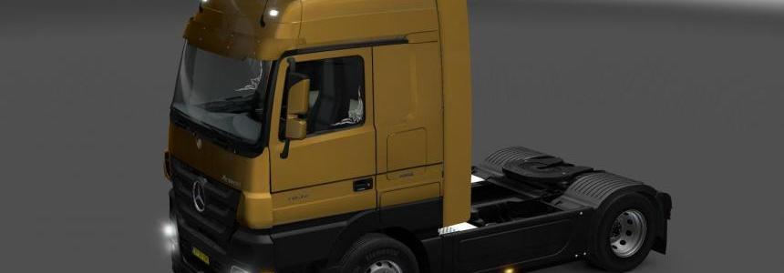 Mercedes Actros MP3 Rebuild v1.0
