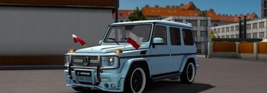 Mercedes Benz G - Class by Elaman edit Diablo 1.26