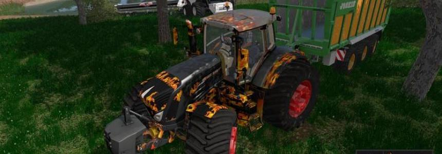 NEW Fendt 900 by Thunder01
