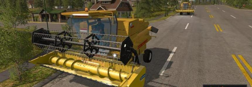 New Holland Clayson 8070 v2.0.2