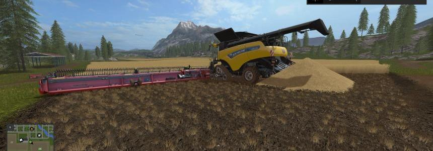 New Holland Header v1.0